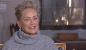 Sharon Stone's second chance