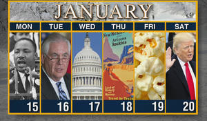 Week of January 15