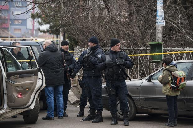KOSOVO-SERB-POLITICS-MURDER