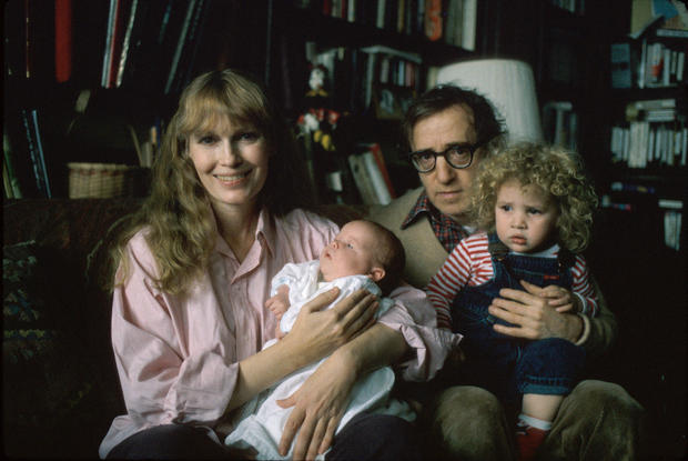 Woody Allen [& Family];Mia Farrow [& Family]