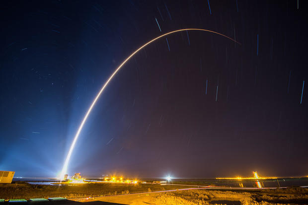 US Air Force to launch new missile-warning satellite Thursday night