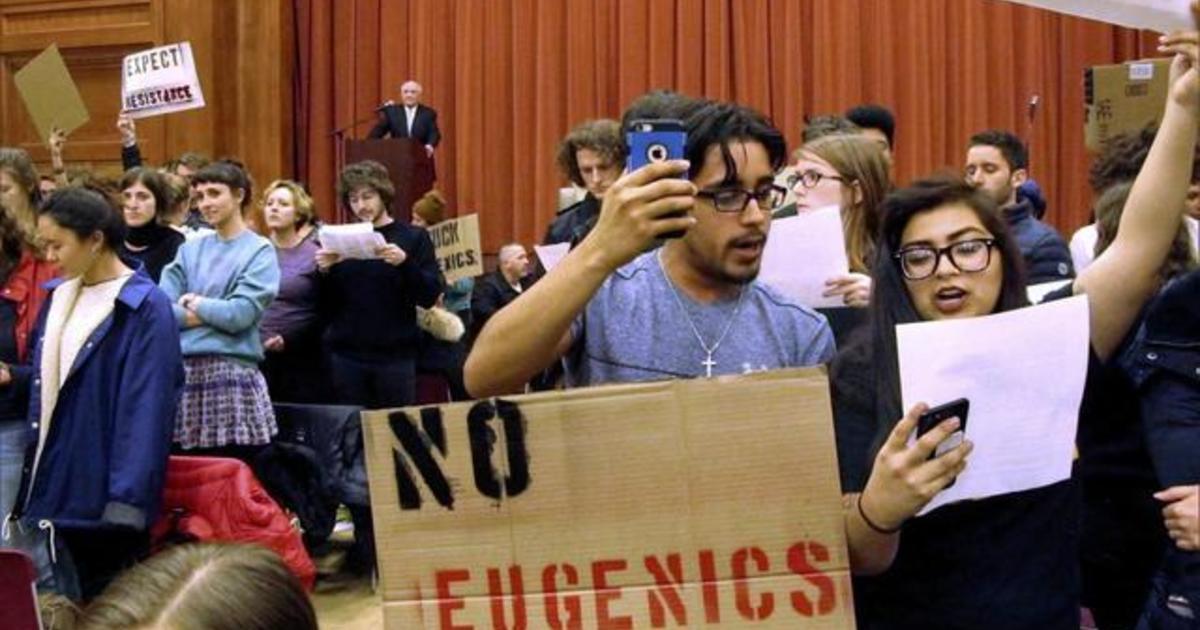 War over free speech on campus