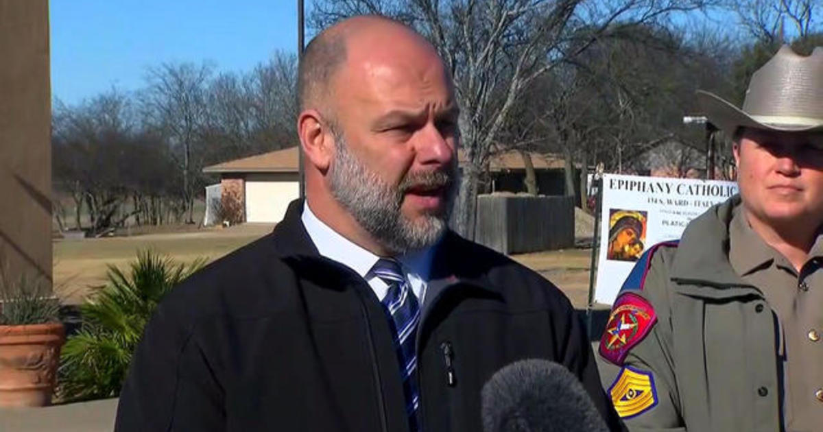 Texas school district superintendent speaks about shooting