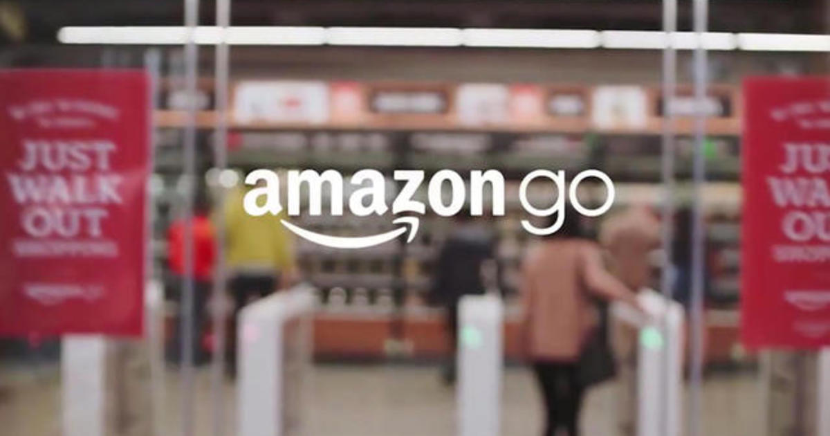 Inside Amazon's first cashier-free store