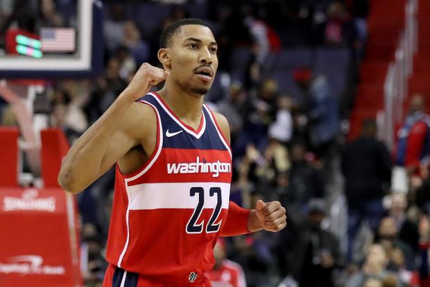 Detroit Pistons  v Washington Wizards