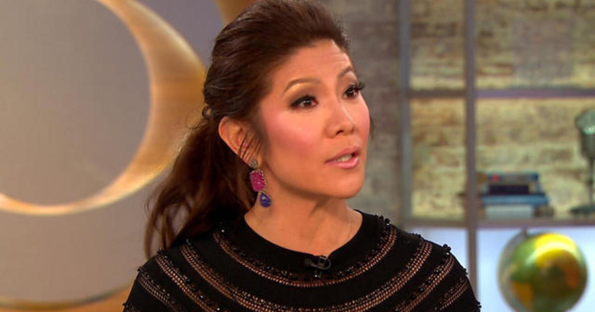 Celebrity Big Brother Host Julie Chen On Omarosa She Likes To Be Heard Cbs News