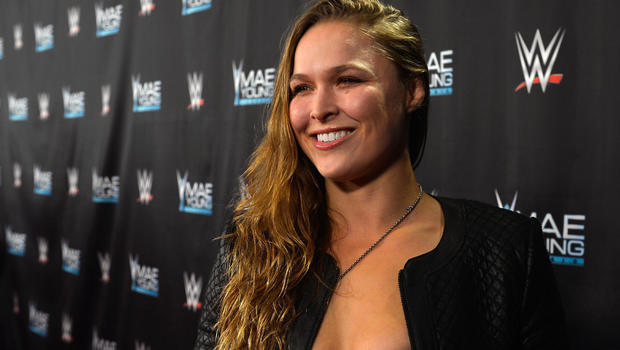 Ronda Rousey rules out UFC return after WWE debut