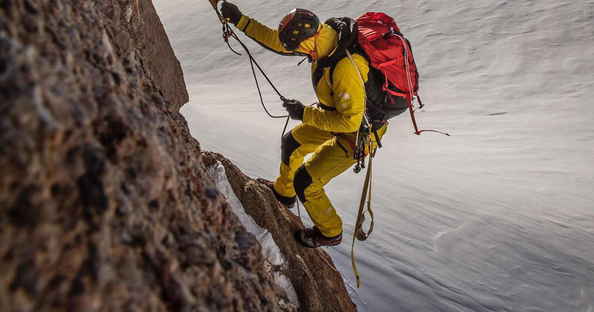 Expedition scales 6 peaks on Antarctica that few have