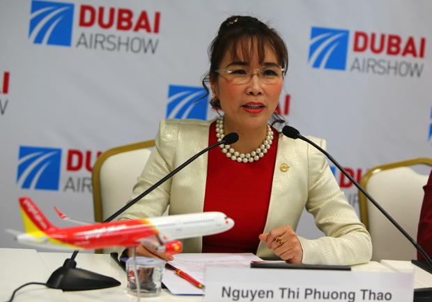 UAE-DUBAI-AVIATION-SHOW-VIETNAM-AIRBUS