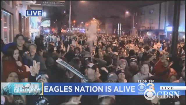 2abffa1e9 Super Bowl LII final score  Philadelphia wins 41-33 -- live updates - CBS  News