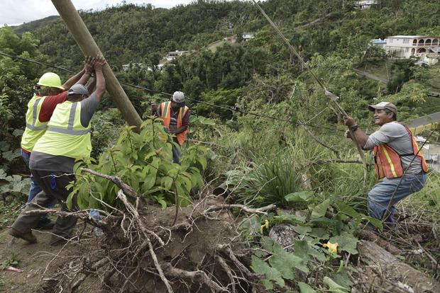 Puerto Rico DIY Power