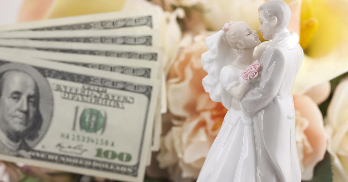 Footing that wedding bill... with a loan?
