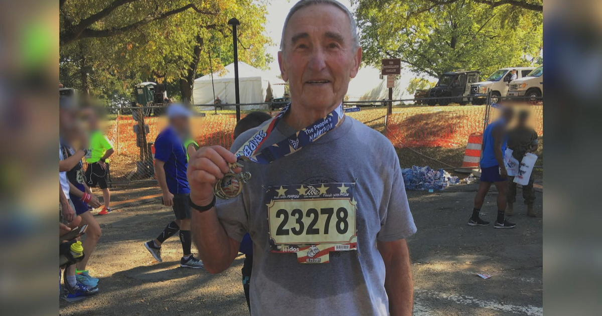 Running Gives 81 Year Old Holocaust Survivor The Strength