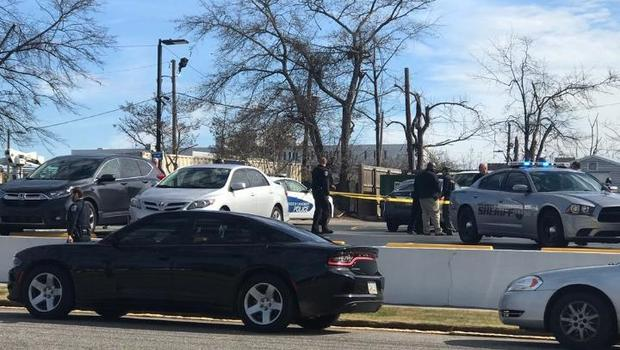 Person shot, killed outside Augusta nursing home