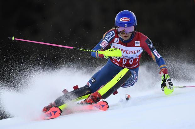 Mikaela Shiffrin- Audi FIS Alpine Ski World Cup - Women's Slalom