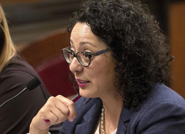 California Legislature Sexual Misconduct
