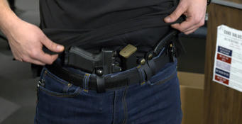 Concealed Carry Reciprocity Act Showdown