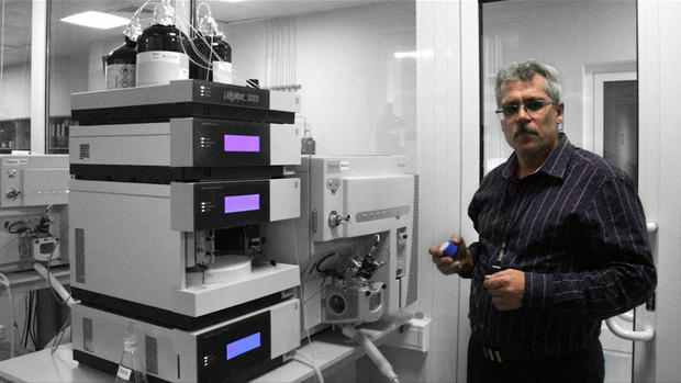 Russian Olympic doping mastermind Grigory Rodchenkov on the