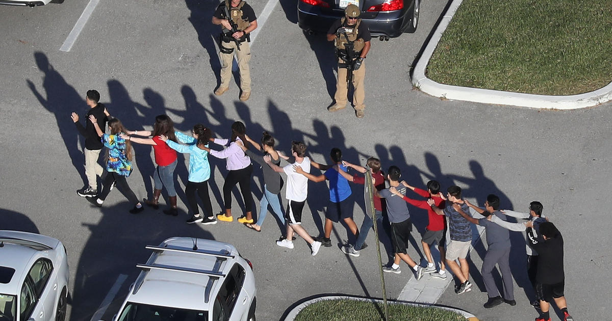 Parkland, Florida, school shooting: Suspect Nikolas Jacob Cruz