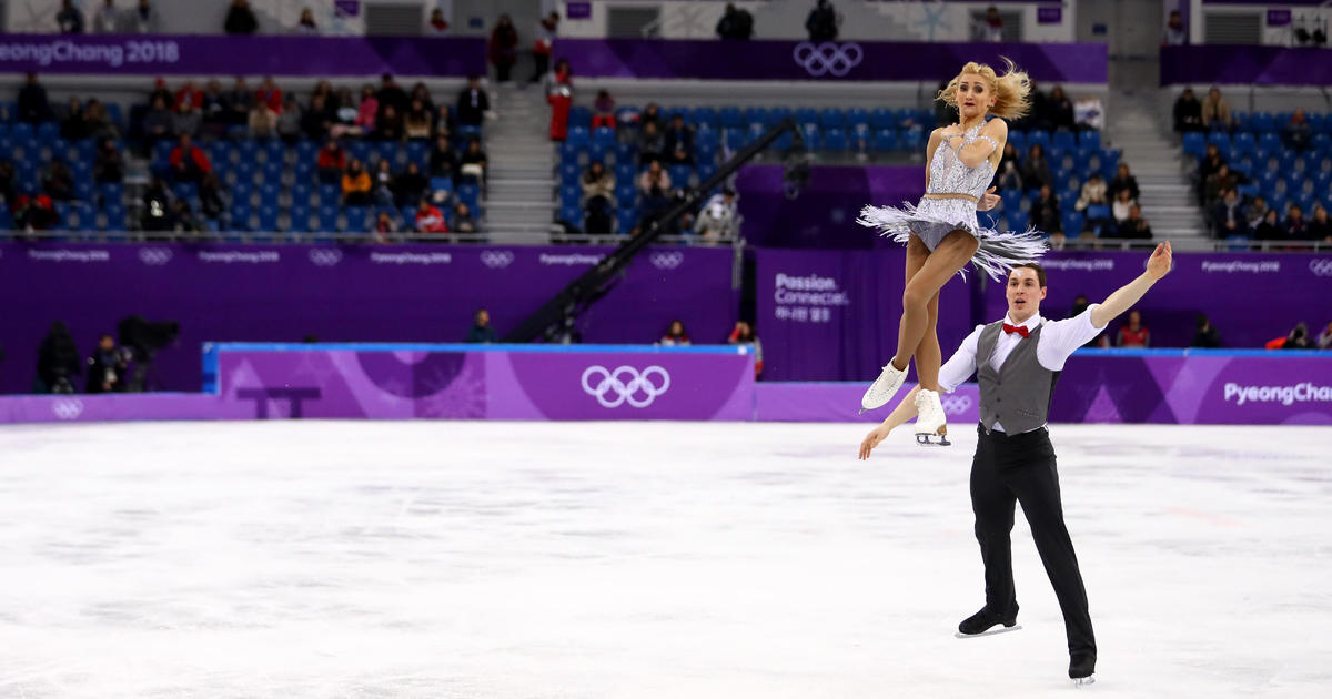 Winter Games 2018: Germany wins gold in pairs figure skating