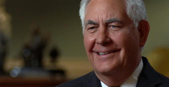 Rex Tillerson Secretary Of State 60 Minutes Interview