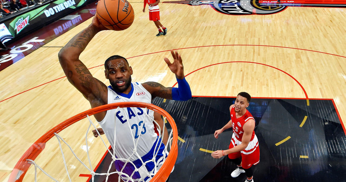 How to watch NBA All-Star Game 2018  Live stream 9870b7197