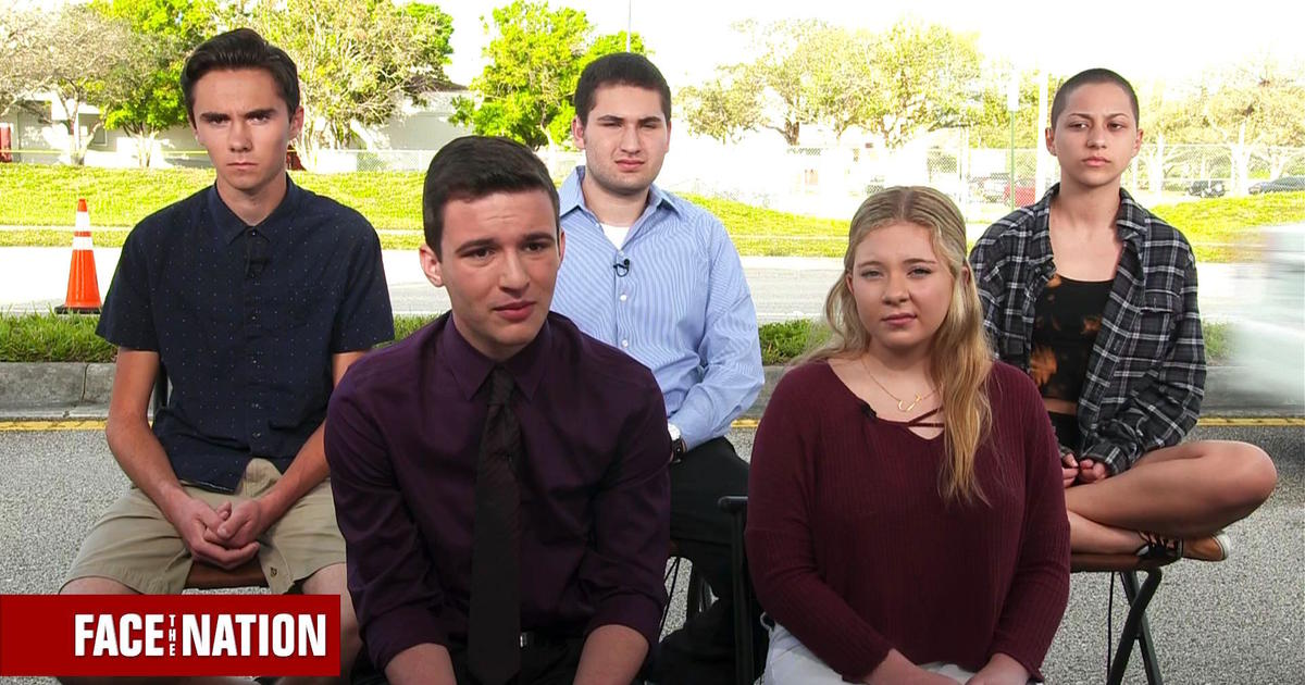 Stoneman Douglas Students Say Quot Adults Let Us Down Quot In Wake