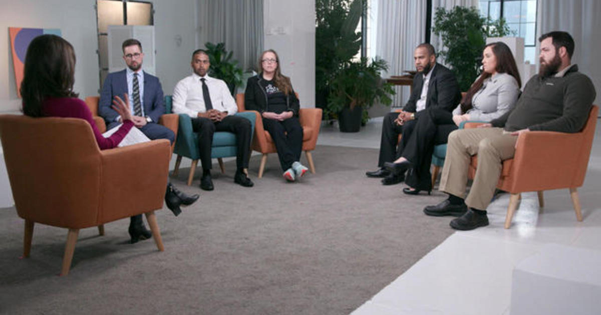 Six people affected by gun violence on the future of guns in America
