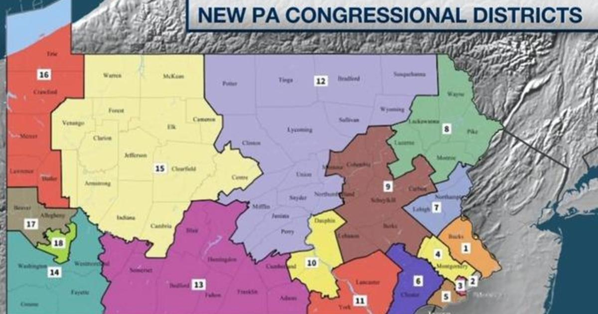 Supreme Court rejects GOP attempt to block Pennsylvania district map