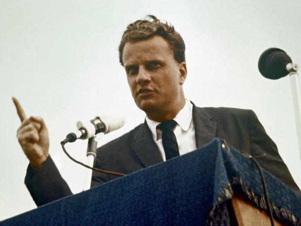 Billy Graham  Evangelist
