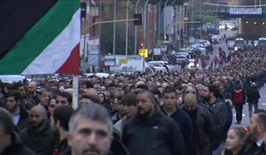 """Italy's anti-immigration party """"Casa Pound"""" hopes to be the voice of the new government"""