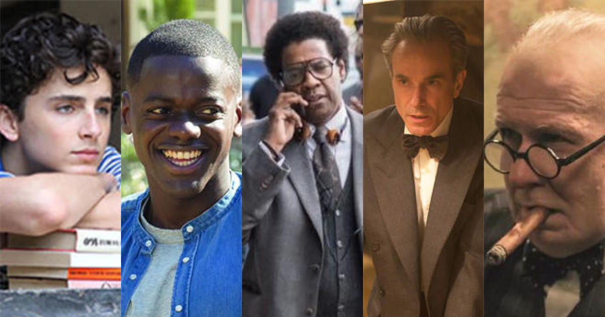 Oscar 2019 best actor nominees
