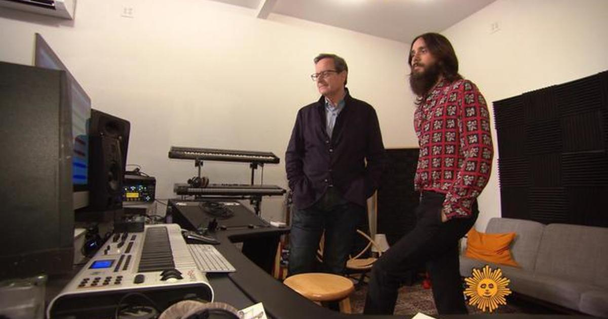 Jared Leto previews unreleased song