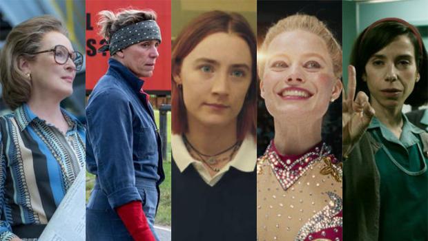 Oscars 2018: Best Actress nominees - CBS News