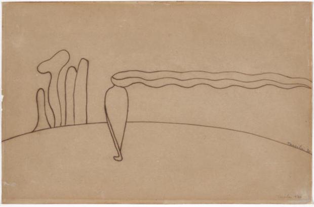 tarsila-gallery-tarsila-do-amaral-study-for-composition-lonely-figure-iii-1930.jpg