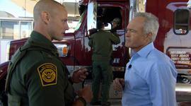 Human smuggling across the southern border