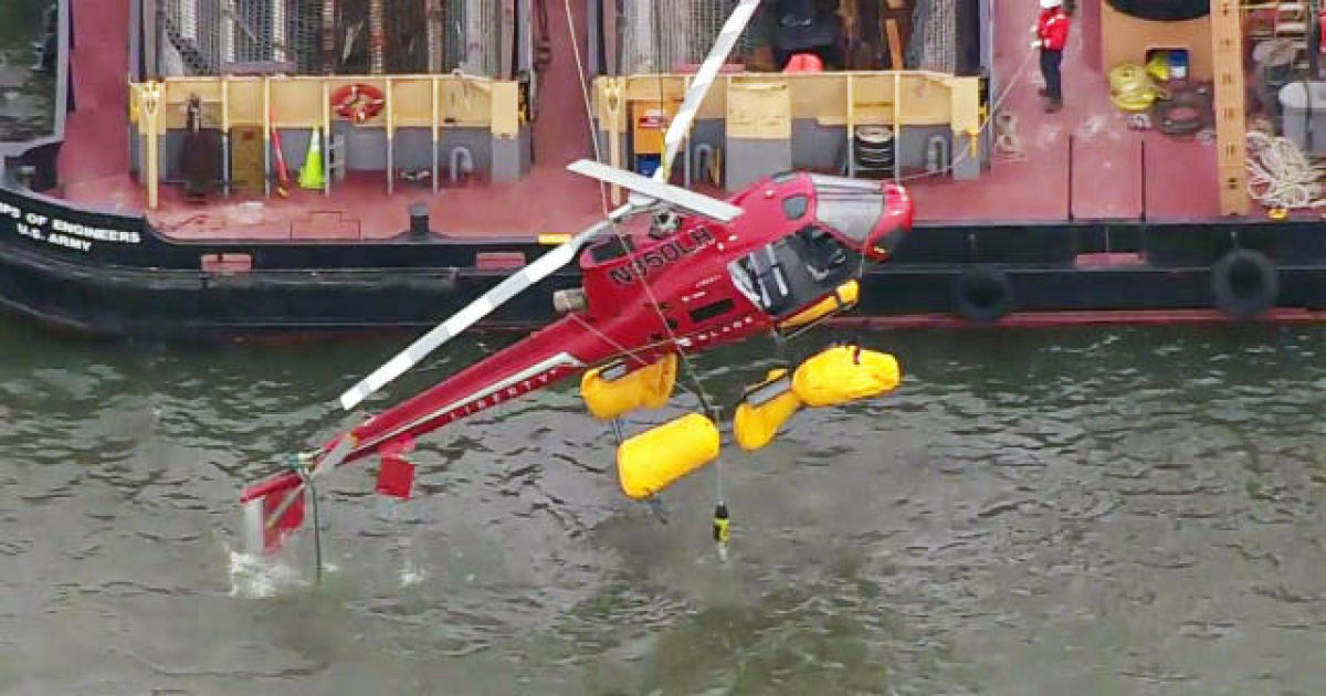 Pilot tells police what caused NYC helicopter crash