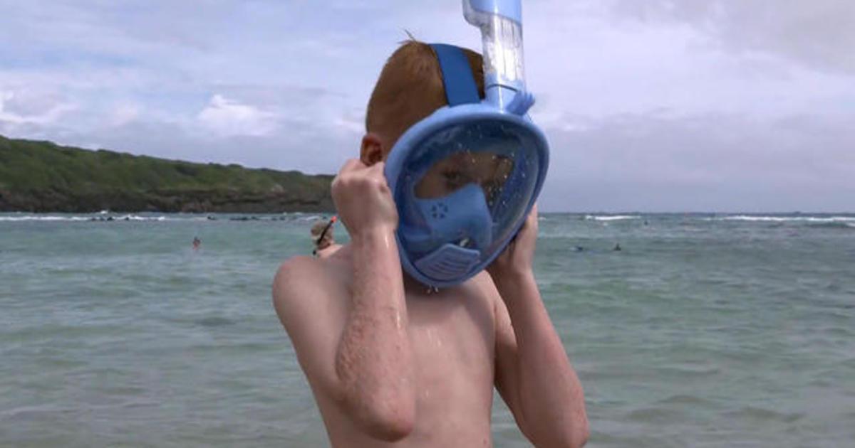 Hawaii investigates full-face snorkel masks