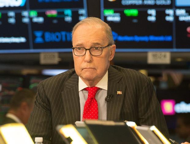 US-STOCKS-KUDLOW