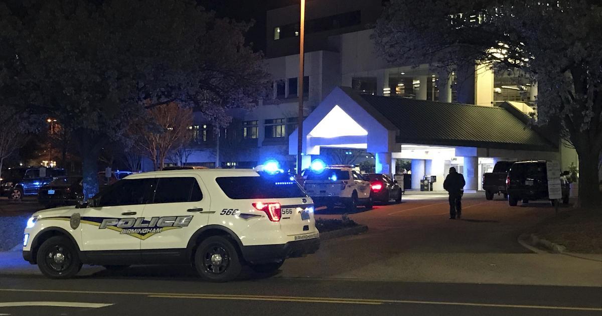 Alabama hospital gunman identified as disgruntled employee, authorities say