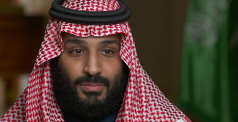 Saudi Crown Prince Says Irans Ayatollah Khamenei Is Very Much Like Hitler