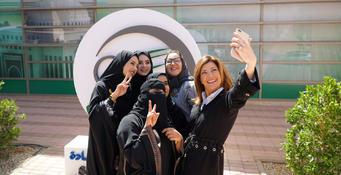 Saudi Women Unveiled
