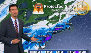 Nor'easter expected to bring more snow for the start of spring