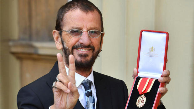 Ringo Starr Celebrates 56th Anniversary Of Joining The Beatles