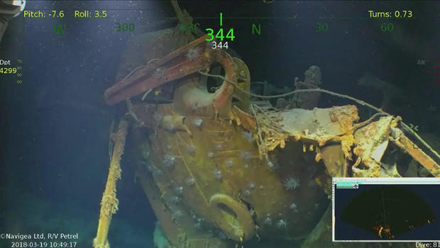 USS Juneau Wreckage Discovered, Philanthropist Paul Allen Says