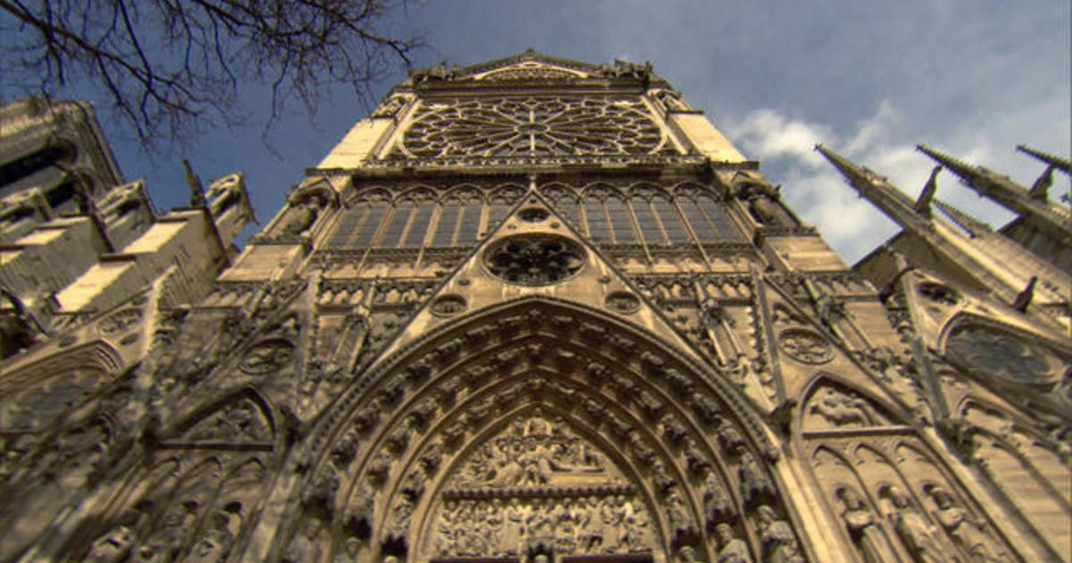 Notre Dame Cathedral In Paris Is Falling Apart Cbs News