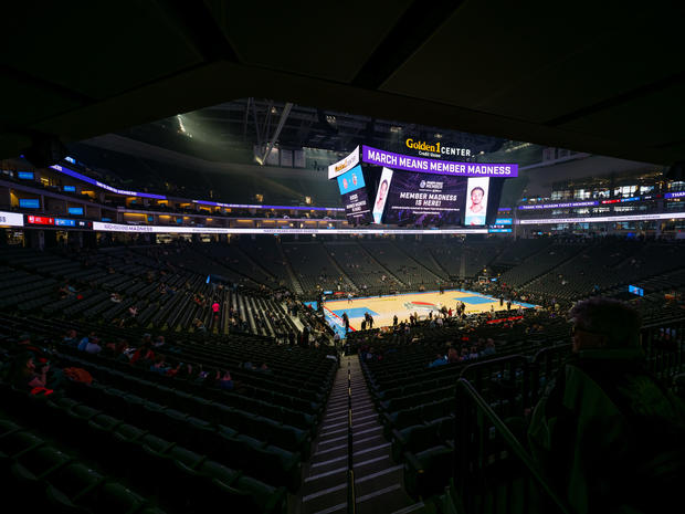 Protests delay start of Sacramento Kings game