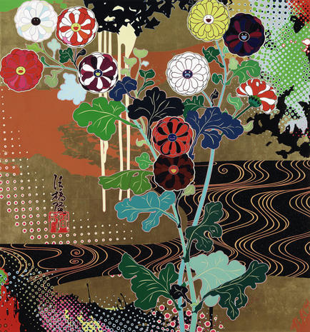 The art of Takashi Murakami