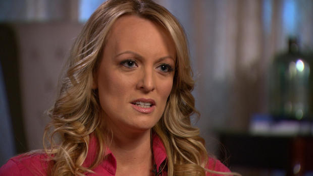 Stormy Daniels, Who Alleges Affair With President Trump