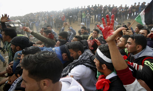 Palestinians Israel